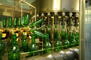 Automated Bottling Process