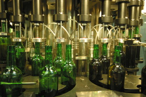 Automated Bottling